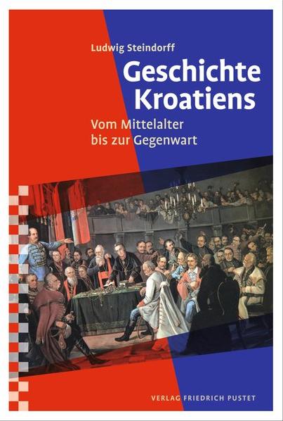 steindorff geschichte kroatiens cover