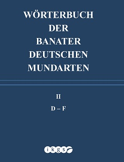 banater wörterbuch band 2 cover