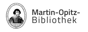 logo martin opitz bibliothek